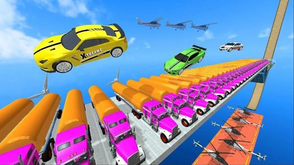 坡道赛车3D截图