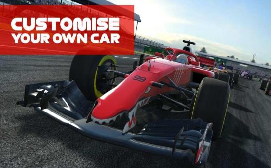 F1 2020截图