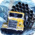 旋转轮胎雪地奔驰