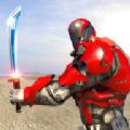 机器人忍者3D